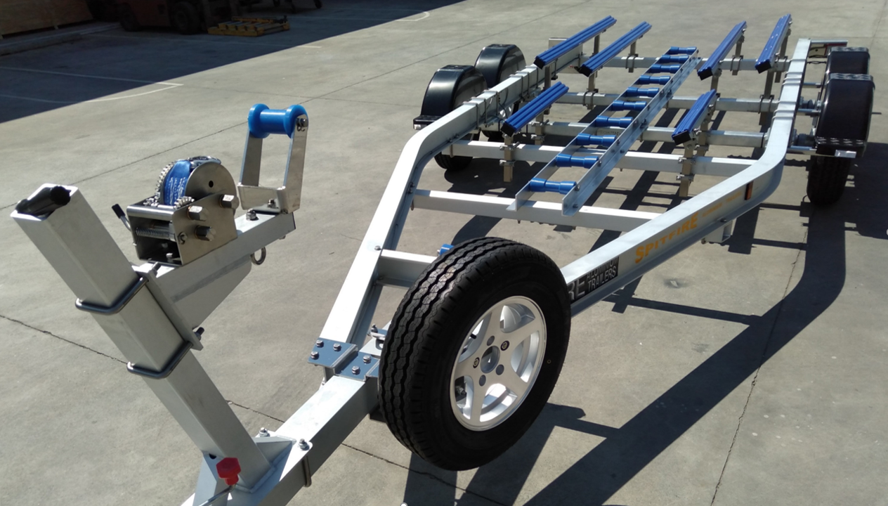 SF Ladder rack with bunks